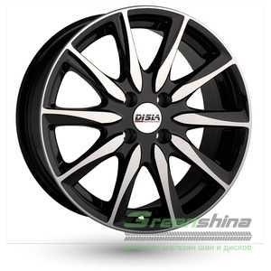 Купить DISLA Raptor 502 BD R15 W6.5 PCD4x108 ET35 DIA67.1