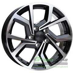 Купить Легковой диск REPLICA JT-1690 BF R17 W7.5 PCD5x112 ET45 DIA57.1