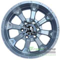 Купить Легковой диск MKW MK-46 Silver R17 W8 PCD6x139.7 ET25 DIA106.1