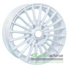 Легковой диск REPLICA T-637 W - Интернет-магазин шин и дисков с доставкой по Украине GreenShina.com.ua