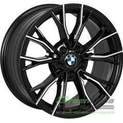 Легковой диск REPLICA BMW QC1197 BMFML - Интернет-магазин шин и дисков с доставкой по Украине GreenShina.com.ua