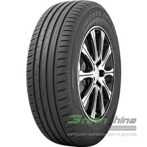 Купить Летняя шина TOYO Proxes CF2 215/60R17 100H