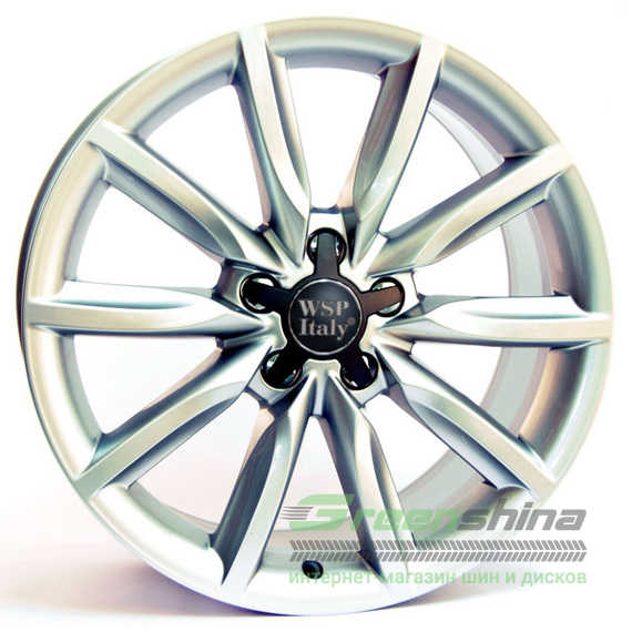 WSP ITALY Allroad CANYON W550 Silver - Интернет-магазин шин и дисков с доставкой по Украине GreenShina.com.ua