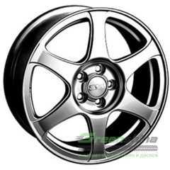Купить Легковой диск SLIK L-200 BMBL R16 W6.5 PCD4x98 ET35 DIA58.5