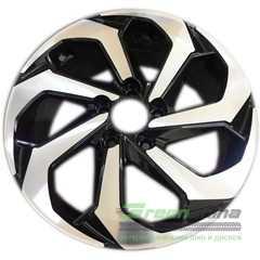 Купить Легковой диск REPLICA H7005 BKF R17 W7.5 PCD5x114.3 ET50 DIA64.1
