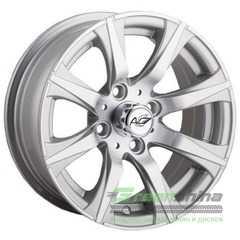 Купить Легковой диск ANGEL Corsica 313 S R13 W5.5 PCD4x98 ET14 DIA58.6