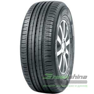 Купить Летняя шина NOKIAN Hakka C2 225/55R17C 109/107T