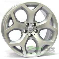 Купить WSP ITALY BMW X5 Hotbird BM67 SILVER W667 R18 W8.5 PCD5x120 ET46 DIA74.1