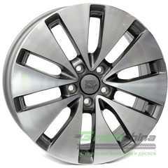 Купить WSP ITALY ERMES W461 ANT.POL. R17 W7 PCD5x112 ET39 DIA57.1