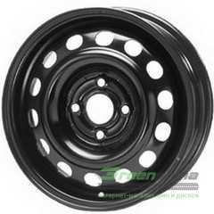 Купить Легковой диск КРКЗ KIA Rio New черный R15 W6 PCD4x100 ET48 DIA56.5