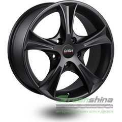Легковой диск DISLA Luxury 606 BM - Интернет-магазин шин и дисков с доставкой по Украине GreenShina.com.ua