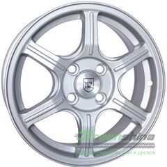Легковой диск TECHLINE 433 SL - Интернет-магазин шин и дисков с доставкой по Украине GreenShina.com.ua