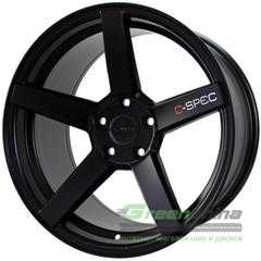 Купить Легковой диск PDW C-Spec Gloss Black Machined Face R18 W8 PCD5x120 ET40 DIA72.56