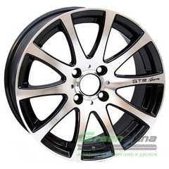 Купить Легковой диск SPORTMAX RACING SR-3114Z BP R15 W6.5 PCD5x100 ET38 DIA67.1