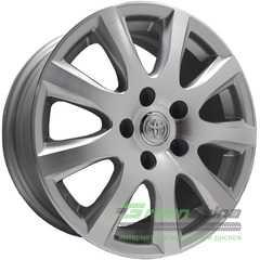 Купить Легковой диск REPLICA Toyota CT6120 SMF R16 W7 PCD5x114.3 ET45 DIA60.1