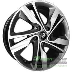 Купить Легковой диск REPLICA Hyundai HY127 GMF R16 W6.5 PCD5x114.3 ET50 DIA67.1