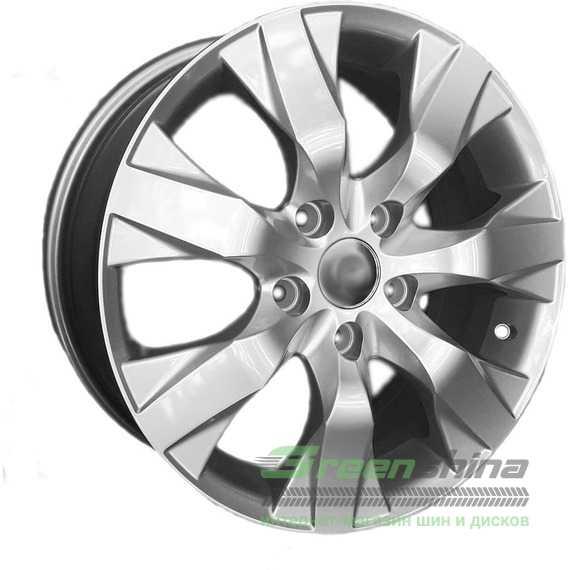 Легковой диск REPLICA Honda CT4347 S - Интернет-магазин шин и дисков с доставкой по Украине GreenShina.com.ua