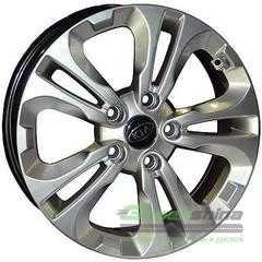 Купить Легковой диск REPLICA KIA KA102 GM R16 W6.5 PCD5x114.3 ET51 DIA67.1
