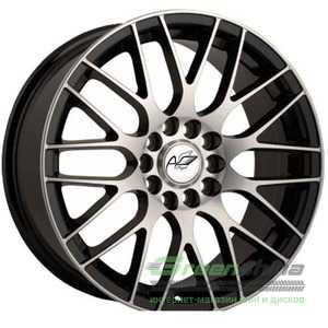 Купить Легковой диск ANGEL Munich 816 BD R18 W8 PCD5x114.3 ET42 DIA67.1