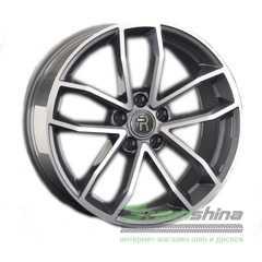 Легковой диск REPLAY A154 GMF - Интернет-магазин шин и дисков с доставкой по Украине GreenShina.com.ua