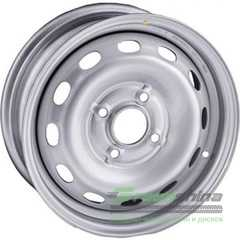 Легковой диск STEEL TREBL 5990T Silver - Интернет-магазин шин и дисков с доставкой по Украине GreenShina.com.ua