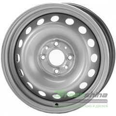 Легковой диск STEEL TREBL 6445T Silver - Интернет-магазин шин и дисков с доставкой по Украине GreenShina.com.ua