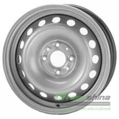 Легковой диск STEEL TREBL 7915T Silver - Интернет-магазин шин и дисков с доставкой по Украине GreenShina.com.ua