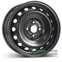 Легковой диск STEEL TREBL 7730T Black - Интернет-магазин шин и дисков с доставкой по Украине GreenShina.com.ua