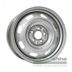 Легковой диск STEEL TREBL 9228T Silver - Интернет-магазин шин и дисков с доставкой по Украине GreenShina.com.ua