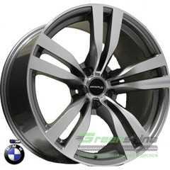 Легковой диск REPLICA BMW Z156 DGMF - Интернет-магазин шин и дисков с доставкой по Украине GreenShina.com.ua