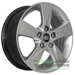 Купить Легковой диск REPLICA KIA 679 HS R16 W6.5 PCD5x114.3 ET51 DIA67.1