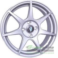 Легковой диск TECHLINE 1513 SL - Интернет-магазин шин и дисков с доставкой по Украине GreenShina.com.ua