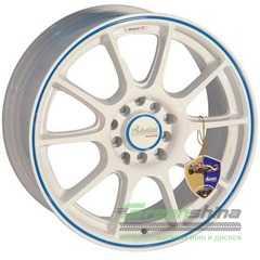 Купить ADVANTI AD-SG40 WBL R16 W7 PCD5x100/114.3 ET40 DIA73.1
