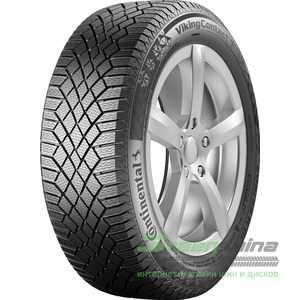 Купить Зимняя шина CONTINENTAL VikingContact 7 225/55R17 101T