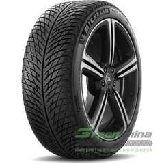 Купить Зимняя шина MICHELIN Pilot Alpin 5 255/35R20 97W
