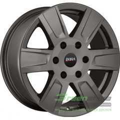 Купить Легковой диск DISLA Cyclone 722 GM R17 W7.5 PCD5x130 ET50 DIA71.6