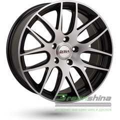 DISLA Munich 816 GM - Интернет-магазин шин и дисков с доставкой по Украине GreenShina.com.ua