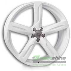 Легковой диск WSP ITALY AFRODITE W564 WHITE - Интернет-магазин шин и дисков с доставкой по Украине GreenShina.com.ua