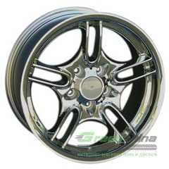 Купить Легковой диск FJB F-189 Chrome R17 W8 PCD5x120 ET38 DIA72.6