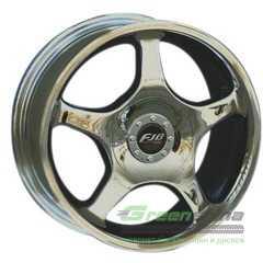Купить Легковой диск FJB F-137 Chrome R15 W6.5 PCD10x110/112 ET40 DIA73.1