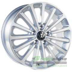 Легковой диск REPLICA GT 11883 Silver - Интернет-магазин шин и дисков с доставкой по Украине GreenShina.com.ua