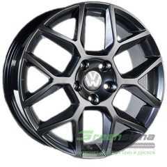 Купить Легковой диск REPLICA GT 12313 HB R17 W7 PCD5x112 ET45 DIA57.1