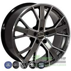 Купить Легковой диск REPLICA BMW FE141 HBMF R19 W8.5 PCD5x112 ET28 DIA66.6