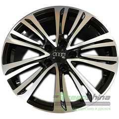 Купить Легковой диск REPLICA LegeArtis A529 BKF R17 W7.5 PCD5x112 ET28 DIA66.6