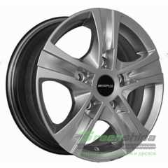 Купить Легковой диск REPLICA Ford A-F5027 Silver R15 W6.5 PCD5x108 ET40 DIA63.4