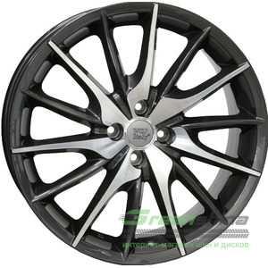 Купить Легковой диск WSP ITALY MITO W254 ANTHRACITE POLISHED R18 W7 PCD4x98 ET42 DIA58.1