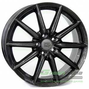 Купить WSP ITALY Cannes W251 (DIAMOND BLACK - Глянцевый черный) R19 W8 PCD5x110 ET41 DIA65.1