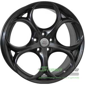 Купить Легковой диск WSP ITALY FEDRO W258 ANTHRACITE R19 W9 PCD5x110 ET34 DIA65.1