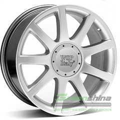 Купить Легковой диск WSP ITALY RS4 PAESTUM W532 HYPER SILVER R15 W6.5 PCD5x100/112 ET35 DIA57.1