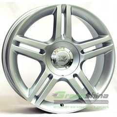 Купить Легковой диск WSP ITALY A4 GRANADA W538 SILVER R17 W7.5 PCD5x100/112 ET45 DIA57.1